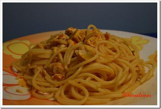 spaghetti ragù di capone